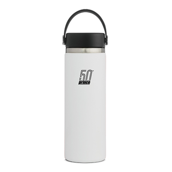 HYDRATION BOTTLE WIDE MOUTH 20oz ホワイト