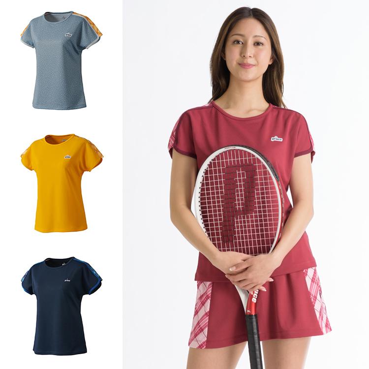 新製品 プリンス レディーステニスウェア
